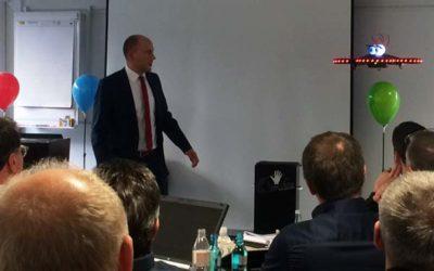 Business magic at the European Sales Meeting
